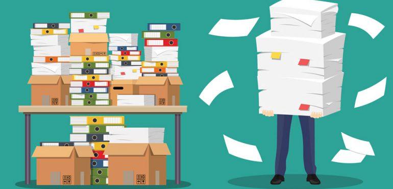 Optimize Document Management System