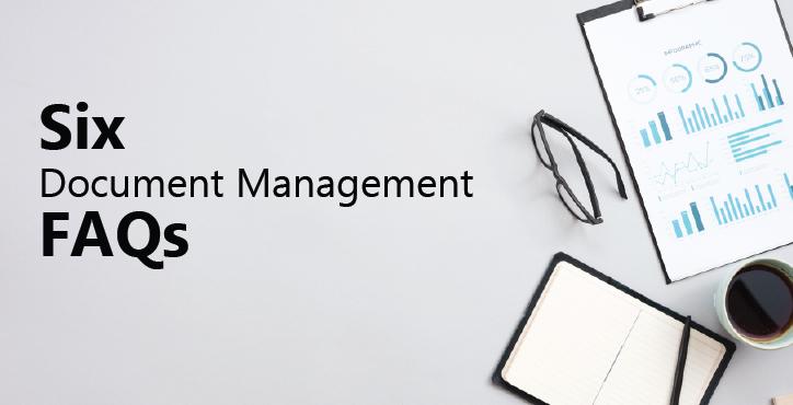Docupile - Six Document Management FAQs