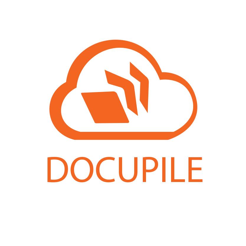 Docupile Logo Square